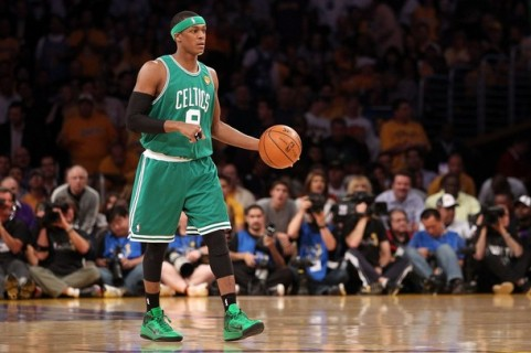 NBA Finals Game 7:  Boston Celtics v Los Angeles Lakers